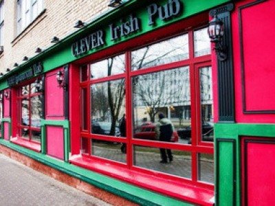 Паб «Clever Irish Pub»